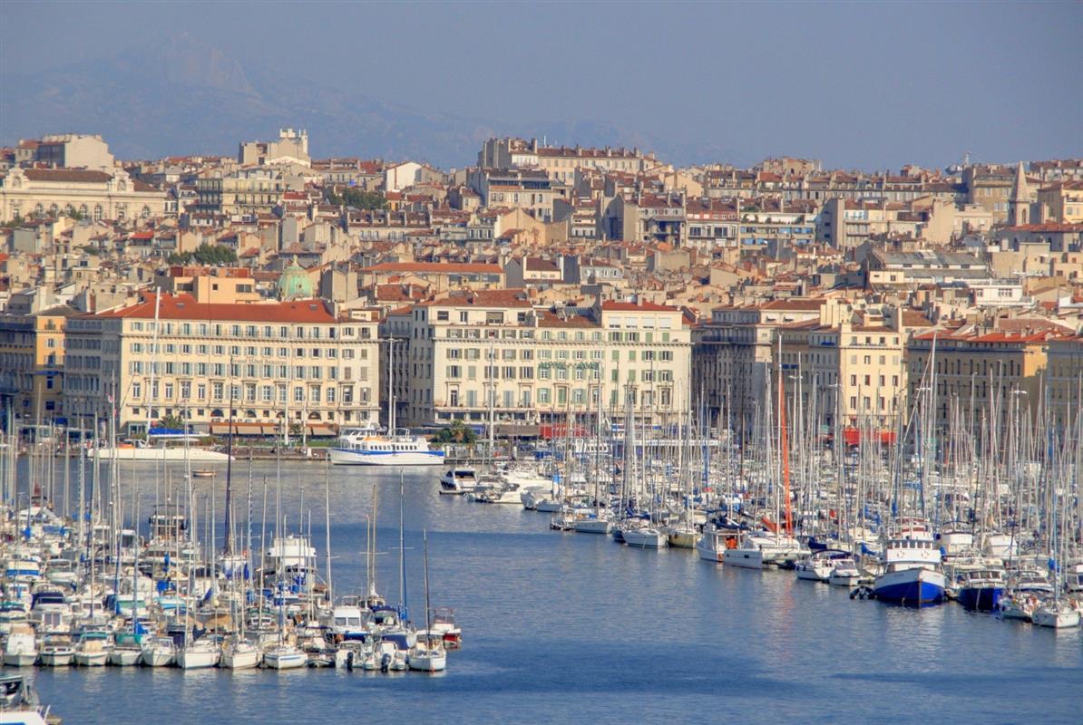 Services De La Ville De Marseille